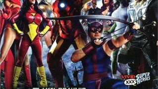 Vivid – The Avengers XXX: A Porn Parody – Brooklyn Lee, Chyna, Danni Cole, Lexi Swallow, Phoenix Marie