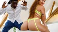 AssParade – A Horny Touchdown! – Marina Maya, Freddy Gong