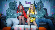 DaughterSwap – Halloween Switch Plan – Dani Blu, Bailey Base, Peter Green, Johnny Tattoo