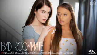 SexArt – Bad Roomate – Evelyn Claire, Gia Derza