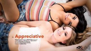 VivThomas – Appreciative – Emily Willis, Scarlett Sage