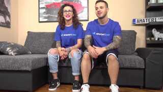 AmateriPremium – E41 Hairy Amateur Italian Milf – Natasha Ink, Jack23
