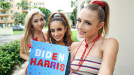 BFFs – Campaigning Hard – Kyler Quinn, Nola Exico, Sia Lust, Jax Slayher