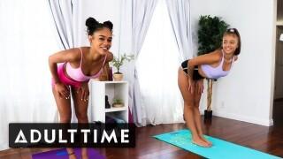 Cardiogasm – Workout with Gia Derza & Scarlit Scandal – Gia Derza, Scarlit Scandal