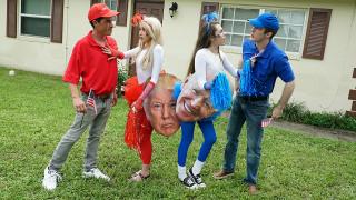 DaughterSwap – Ending Political Wars – Mackenzie Mace, Sia Lust, Brick Danger, Tony Cannon
