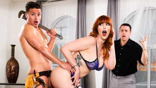 DevilsFilm – I Caught My Wife Fucking The Help! #05 – Lauren Philips – Lauren Phillips, Jay Romero