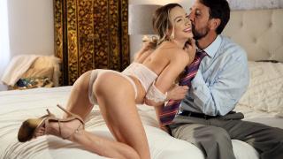 FamilyXXX – Naomi's Step Dad Gives Her A Huge Surprise – Naomi Swann, Steve Holmes