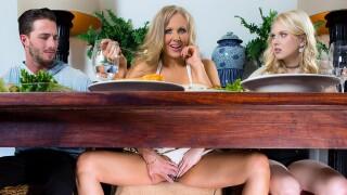 Flixxx – Stuffing the Turkey – Julia Ann, Lily Rader, Lucas Frost