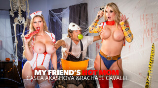 MyFriendsHotMom – Casca Akashova, Rachael Cavalli, Tyler Nixon