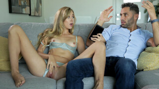 NubileFilms – Hang Up The Phone – S37:E19 – Haley Reed, Damon Dice