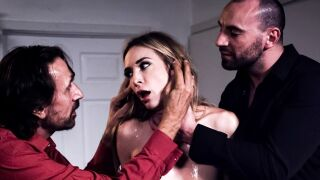 PureTaboo – Lessons In Business – Aiden Ashley, Steve Holmes, Stirling Cooper