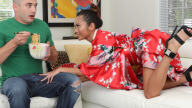 Taboo – Asian Stepsister Knows Exactly What He Needs – Vina Sky, Nathan Bronson
