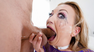Throated – Putting Her Heart And Soul Into It – Adira Allure, Mick Blue
