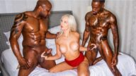 BlackedRaw – Team Player – Elsa Jean, Prince Yahshua, Pressure