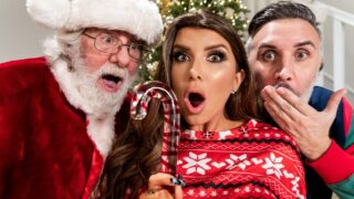 BrazzersExxtra – Claus Gets To Watch – Romi Rain, Keiran Lee
