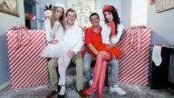 DaughterSwap – Christmas Swap – Kyler Quinn, Alice Pink, Brick Danger, Dick Swardson