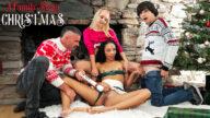 FamilySwapXXX – A Family Swap Christmas – S2:E2 – Aaliyah Love, Alexis Tae, Charles Dera, Ricky Spanish