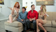 FamilySwapXXX – Swap Daughters New Years Resolution – S2:E3 – Lacy Lennon, Madelyn Monroe, Rion King, Will Pounder