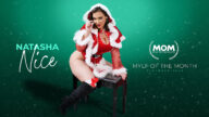 MylfOfTheMonth – Mrs. Claus' Naughty List – Natasha Nice, Quinton James