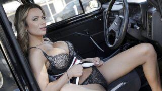 FemaleFakeTaxi – Give Me An Orgasm For A Discount – Shalina Devine, Majk
