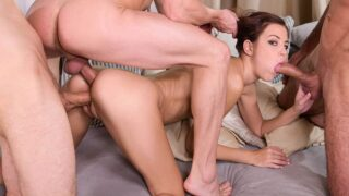 HandsOnHardcore – Maid Likes It Rough and Dirty – Cindy Shine, Erik Everhard, Lutro, Larry Steel