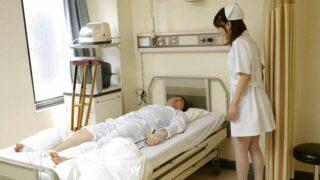 JapanHDV – Pretty Nurse Reina Wamatsu Jerks Off Her Patient For A Face Full Of Cum – Reina Wamatsu