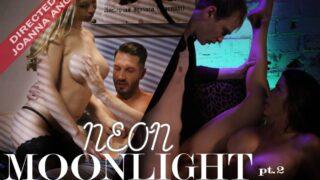 MissaX – Neon Moonlight pt. 2 – Alexis Fawx, Sarah Vandella, Quinton James, Alex Jett