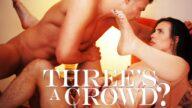 MissaX – Three's a Crowd? pt.2 – Casey Calvert, Codey Steele, Michael Vegas