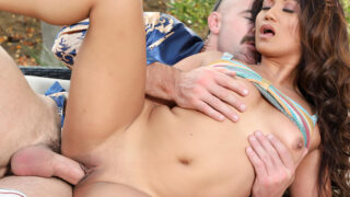 PetiteXXX – Petite Mobile Car Wash Babe Prefers Washing Cocks Over Cars – Lana Violet, Charles Dera