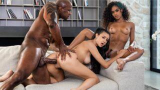 Blacked – Under The Influencer – Eliza Ibarra, Scarlit Scandal, Prince Yahshua