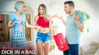 MyFamilyPies – Valentines Day Dick In A Bag – S17:E5 – Kyler Quinn, Jessie Saint