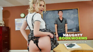 NaughtyBookworms – Coco Lovelock, David Lee
