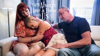 PureTaboo – You'll Always Have A Home With Us – Lauren Phillips, Paisley Porter, Dick Chibbles