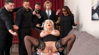 BrazzersExxtra – Burying The Dick 10 Inch Deep – Sally D'Angelo, Jimmy Michaels