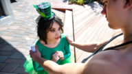 ExxxtraSmall – Cute Little Green Leprechaun – Liv Wild, Michael Swayze