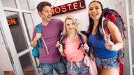 FakeHostel – Between a Blonde and Brunette – Sofia Lee, Lily Joy, Tommy Woods