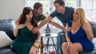 MomSwap – Swapping Needy Boys – Karen Fisher, Syren De Mer, Nathan Bronson, Robby Echo