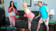 MyFamilyPies – Can I Find All My Step Sisters Easter Eggs – S18:E3 – Jessie Saint, Jake Adams