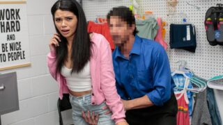 Shoplyfter – Case No. 7906137 – Catching A Dognapper – Harley Haze, Tommy Gunn