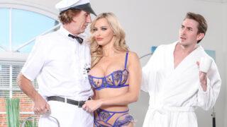 CuckedXXX – Linzee Gets More Than Milk From The Horny Milk Man – Linzee Ryder, Steve Holmes