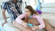 ExxxtraSmall – Tiny Gamer Girl – Jessae Rosae, Brad Sterling