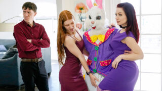 FamilyStrokes – Seducing The Easter Bunny – Jessica Ryan, Jane Rogers, Rion King