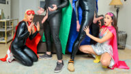 FamilySwapXXX – When My Swap Family Does A Super Hero Event – S3:E1 – Hime Marie, Sophia West, Kyle Mason, Charles Dera