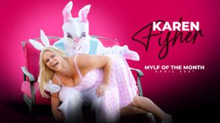 MylfOfTheMonth – Easter Humping – Karen Fisher, Robby Echo