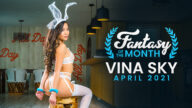 NubileFilms – April 2021 Fantasy Of The Month – S1:E10 – Vina Sky, A.J.