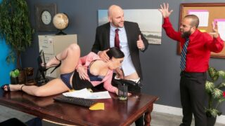 RealWifeStories – Getting Her Husband A Raise – Leila Larocco, J Mac