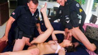 BangBros18 – The Right To Remain Horny – Honey Hayes, Tyler Steel, Filthy Rich