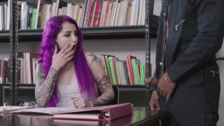BangTrickery – Val Steele Needs To Pass A Class And She'll Do Whatever It Takes – Val Steele, Mazee The Goat