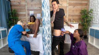 RKPrime – Fucking The Fertility Clinic Nurses: Part 1 – Tori Montana, Barbie Crystal, Ava Sinclaire, Small Hands