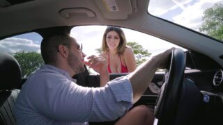BangTrickery – Valentina Jewels Hitches A Free Ride And Pays In Sexual Favors – Valentina Jewels, Duncan Saint